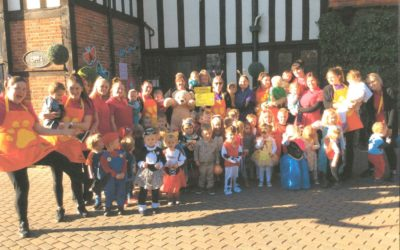 Children in Need Fundraising Day