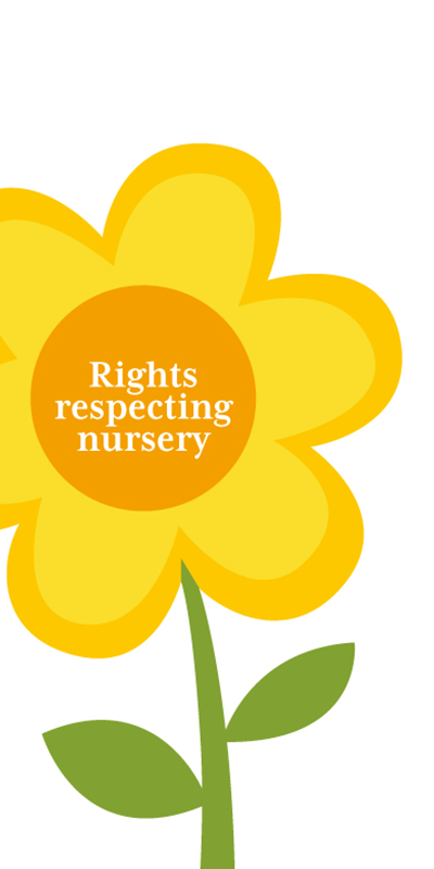 Unicef Rights Respecting Nursery